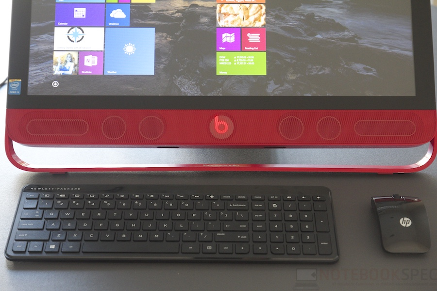 HP AIO Beat 2014 Review 034