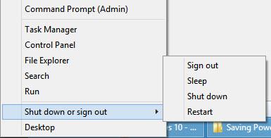 Hibernate Windows 10-0