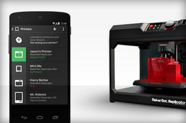 MakerBot Android app 600
