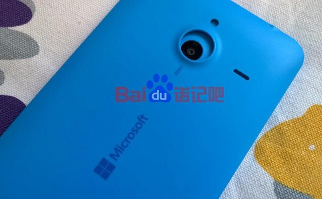 Microsoft Lumia 1330 spy shots 01 600