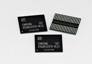 Samsung GDDR5 DRAM 8Gb 300