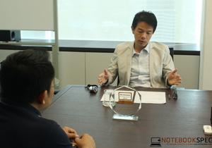 สัมภาษณ์พิเศษ Lenovo Country Manager โดย NBS : ปี 2015 เน้น Mullti-mode และ Motorola มากลางปี