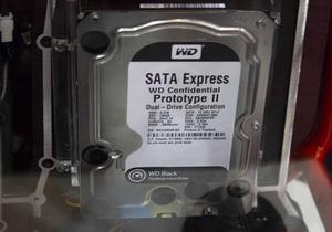 WD โชว์เหนือด้วยฮาร์ดดิสขนาด 3.5 นิ้วลูกผสม 128GB SSD + 4TB HDD แบบ SATA Express