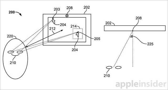 apple patent-Gaze-l 600