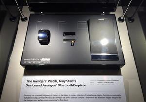 เผย Tony Stark จะใช้ดีไวซ์จาก Samsung ไปต่อสู้กับ Ultron ในหนัง Avengers ภาคใหม่!!!