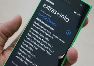 Microsoft ปล่อยอัพเดท Lumia Denim ที่อนุญาตให้อัพเดท OS ไปไว้บน microSD Card ได้
