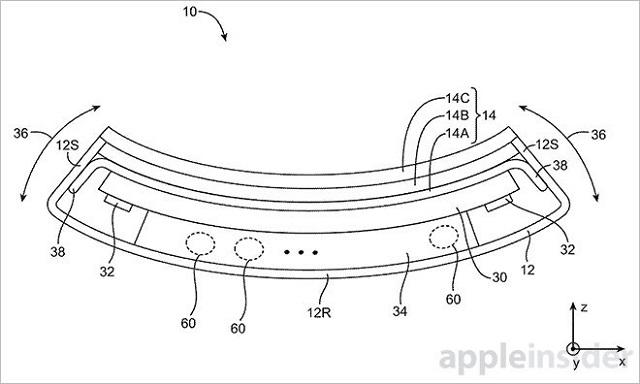 patents flexible iPhone 01 600