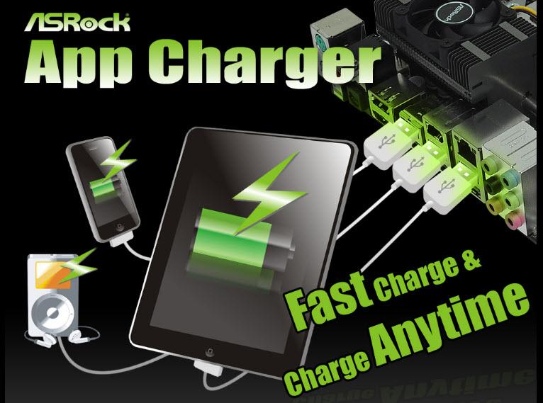ASRock App Charger