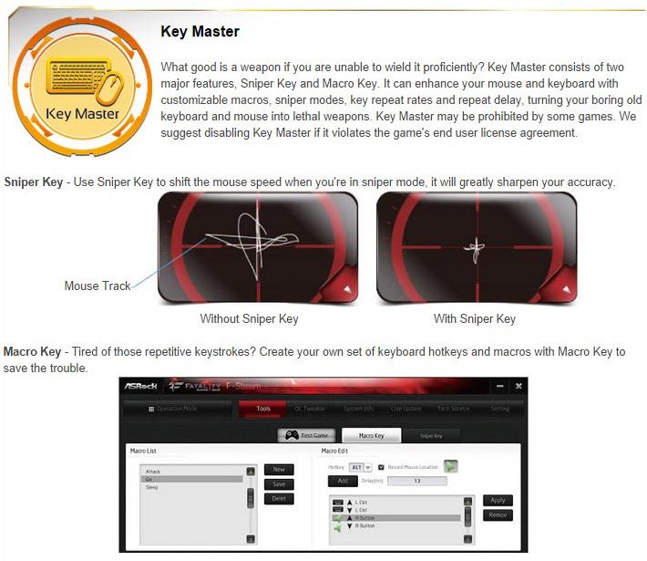 ASRock-Key Master