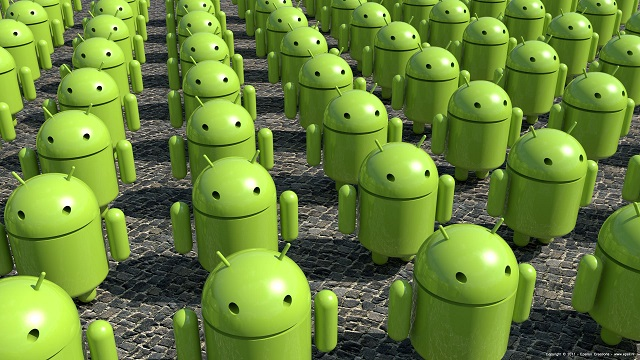 Android had now shipped one billion devices 01 600