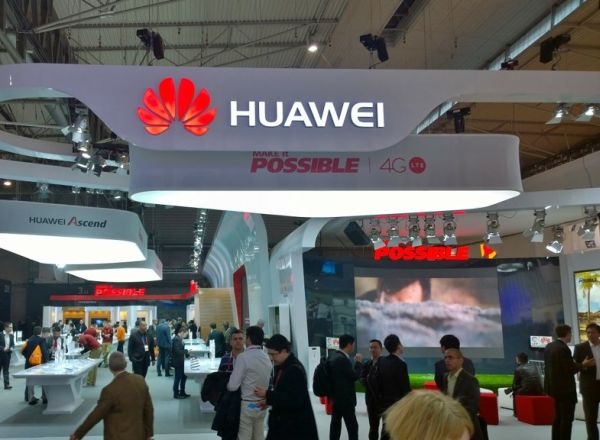 Huawei-MWC-booth 600