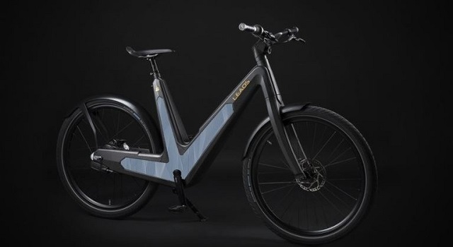 Leaos Solar electric bicycle 01 600