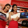 Lenovo YOGA notebook and tablet th