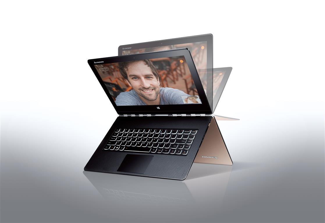 Lenovo Yoga 3 Pro - Modes (Medium)