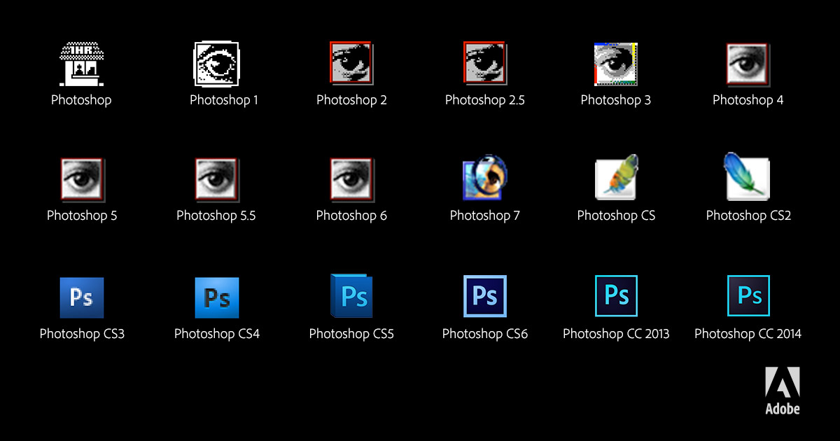 Photoshop-Icons-Through-the-Years