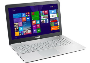 ASUS N551ZU เกมมิ่ง Pure AMD FX-7600P, R9 M280X, แรม 8GB, Win 8.1 ในราคาคุ้มๆ แค่ 32,900 บาท