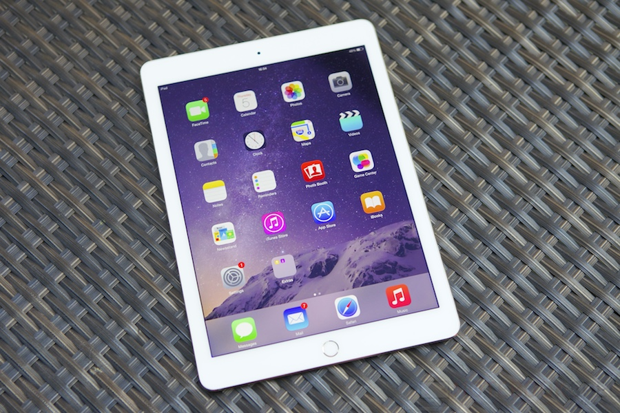 iPad Air 2 Review NBS 009