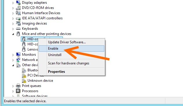 Disable-touchpad