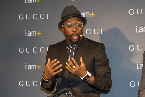 Gucci and Will.i.am team up for luxury smart band 600