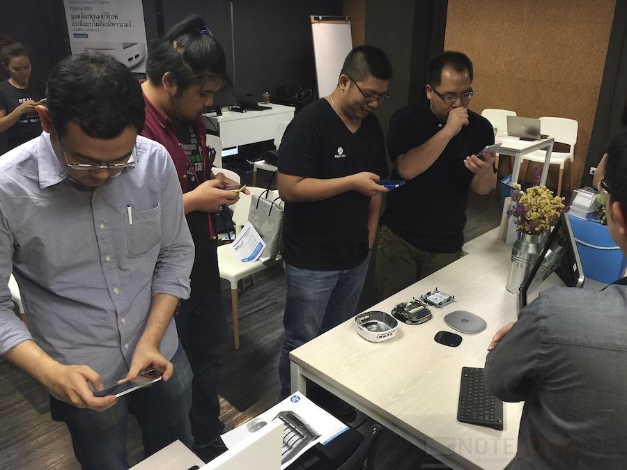 HP Pavillion Mini Hands-on 034