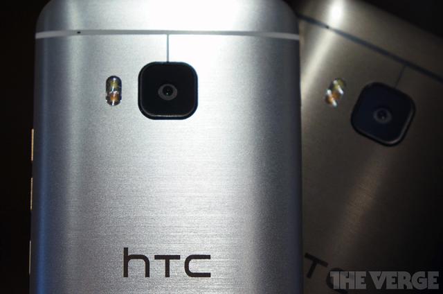 HTC One M9 04 600