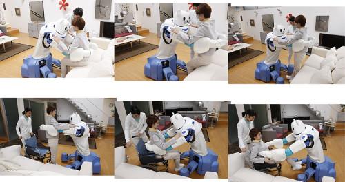 Japan engineers robo-bear 02 600