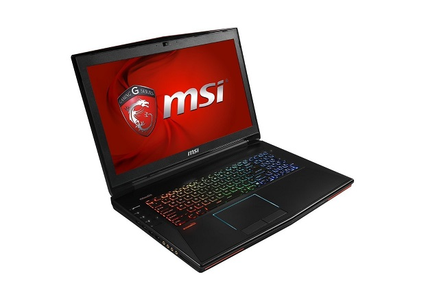 MSI Gaming notebook 600