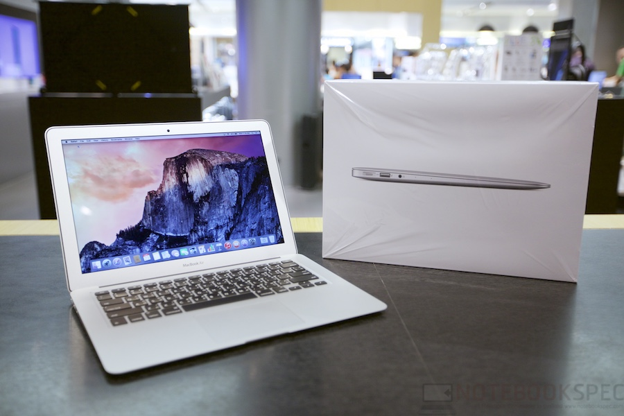 MacBook Air 2015 Review 001