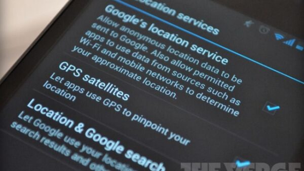 Microsofts cloud based GPS gets your location with a tiny fraction of the power 600