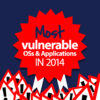 Most vulnerable operating systems and applications in 2014 01 600