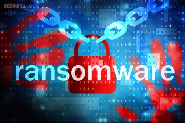 Ransomware 600