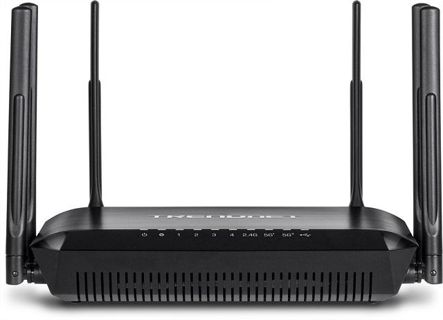 TRENDnet AC3200 Tri Band Wireless Router 02 600