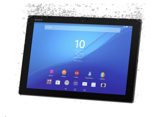 Xperia Z4 Tablet 600