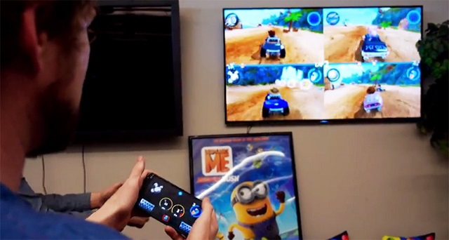 android-tv-phone-game-controller
