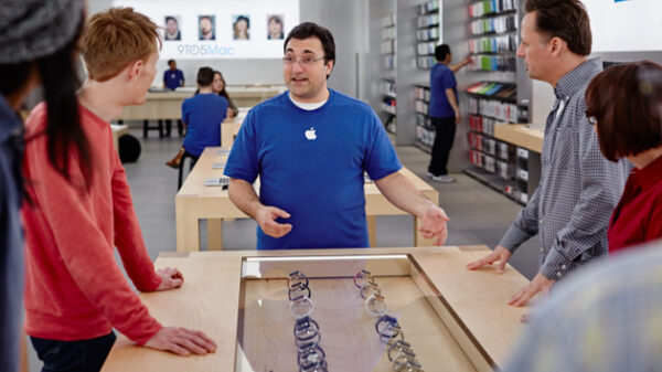 apple store watch sales 9to5 600