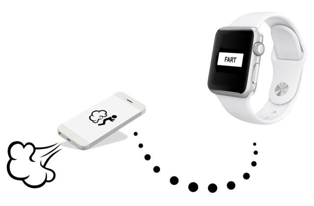 apple watch fart app 600