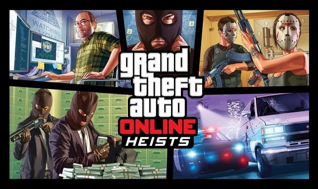 ปล้นสนั่นจอ บู๊ระห่ำเมืองกับ GTA V Online Heist เกมแอ็คชั่น Open world  ที่เน้นความเป็นทีม - Notebookspec