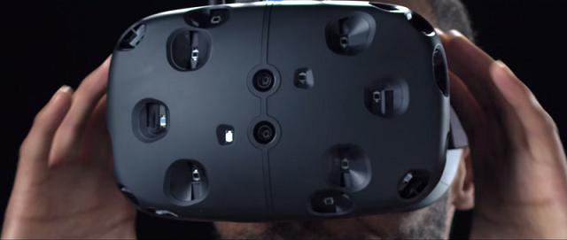 htc valve vive VR headset 02 600