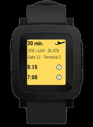 new pebble watch 600