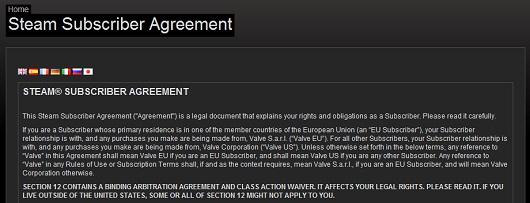 steam-agreement