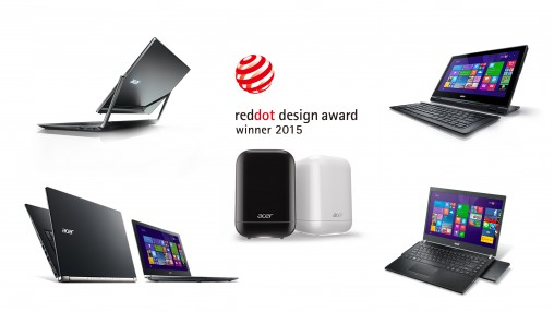Acer-2015-Red-Dot-Design-Award-collection-508x286