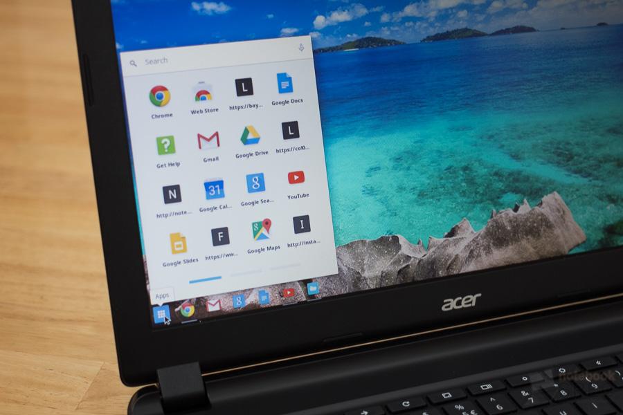 Acer Chromebook C910 Review33