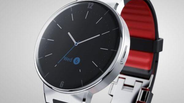 Alcatel OneTouch Watch 600 01