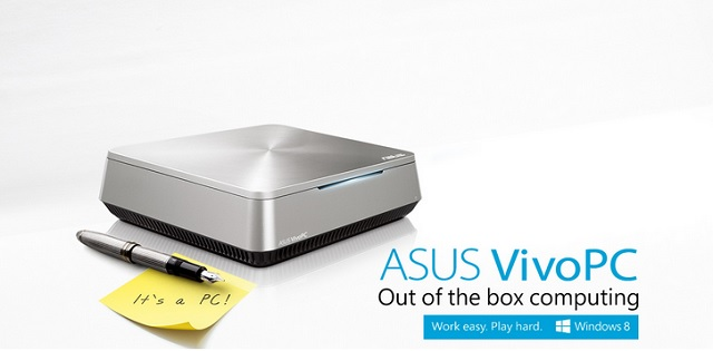 Asus Vivo mini PC 600 01