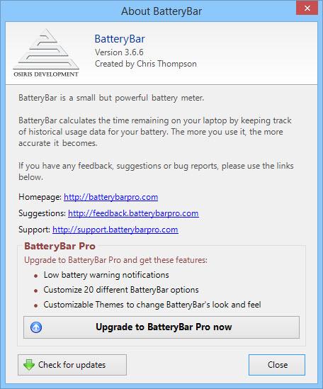 BatteryBar Pro-4