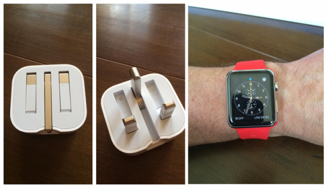 Folding-UK-Plug-and-Red-Apple-Watch-600