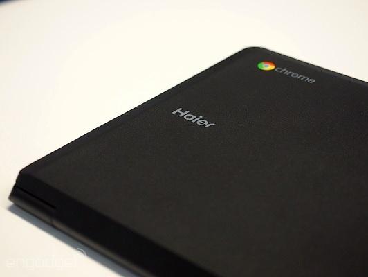 Haier Chromebook 11 and 11e 600 01
