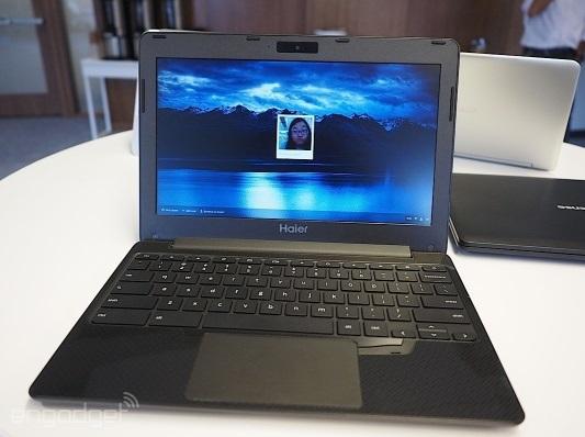 Haier Chromebook 11 and 11e 600 02