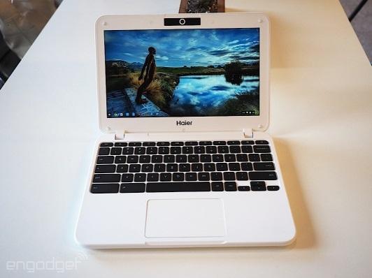 Haier Chromebook 11 and 11e 600 10
