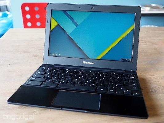Hisense Chromebook 600 03